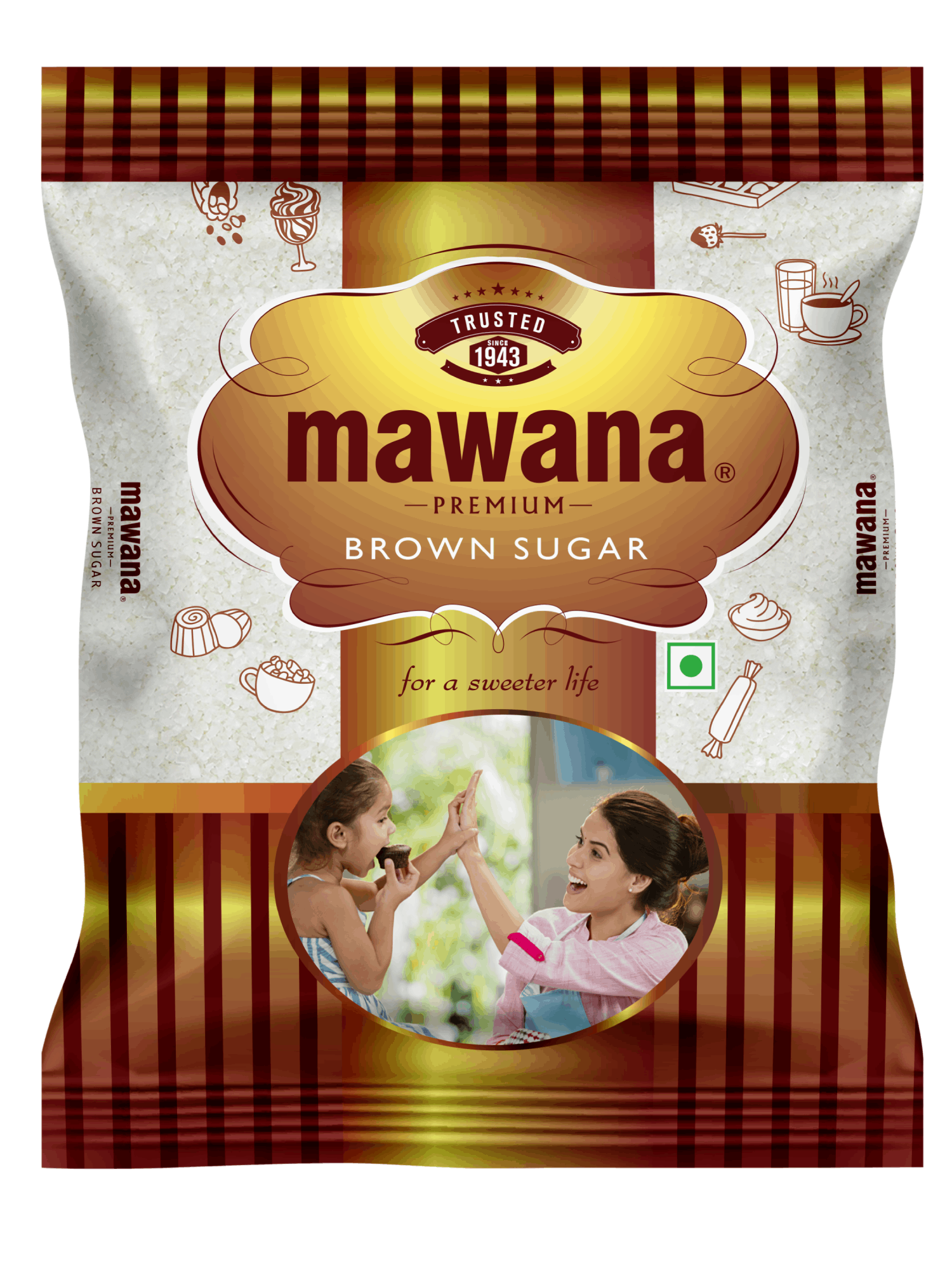 Mawana Premium Brown Sugar